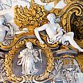Leoni Montanari Museum In Vincenza by Brenda Kean