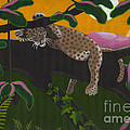 Leopard Cub by Suzette Broad