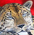 Leopardo by Angel Ortiz