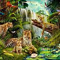 Leopards by Jan Patrik Krasny