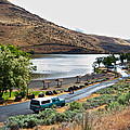 Lepage Rv Park On Columbia River-or by Ruth Hager