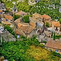 Les Baux De Provence France Dsc01915 by Greg Kluempers