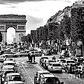 Les Champs Elysees  by Olivier Le Queinec