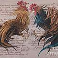Les Deux Coqs by Callie Smith