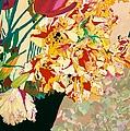 Les Fleur by Allan P Friedlander