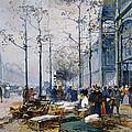 Les Halles Paris by Jacques Lieven