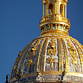 Les Invalides Dome by Brian Jannsen