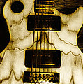 Les Paul - Blondes Have More Fun by Bill Cannon