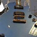 Les Paul Gibson by Paulette B Wright