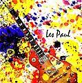 Les Paul Retro by Brian Raggatt