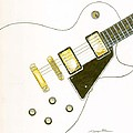 Les Paul by Rick Yost