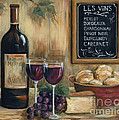 Les Vins by Marilyn Dunlap