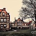 Lesley University-cambridge Boston by Douglas Barnard