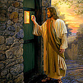 Let Him In by Greg Olsen