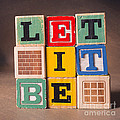Let It Be by Art Whitton