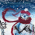 Let It Snow Version One by Molly Picklesimer