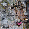 Let Love Overcome by Laurie Maves ART