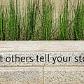Let Others Tell Your Story by Ricky Barnard