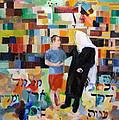 Let Us Make Man  by David Baruch Wolk