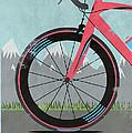 L'etape Du Tour Bike by Andy Scullion