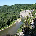 Letchworth State Park Genesee River I by Christiane Schulze Art And Photography