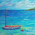 Let's Go Sailing by Alina Martinez-beatriz