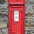 Victorian Red Letter Box by SnapHound