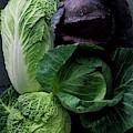 Lettuce by Romulo Yanes