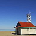 Leuty Lifeguard Station In Toronto by Elena Elisseeva