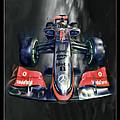 Lewis Hamilton by Blake Richards