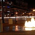 Lexington At Night by Scott McGinnis
