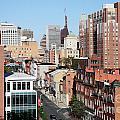 Lexington Street by Bill Cobb