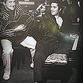 Liberace And Elvis by Kay Novy