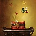Liberation - Tibetan Dream by Lori  McNee