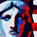Liberty 3 by Angelina Vick