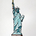 Liberty And Freedom For All by Christopher Shellhammer