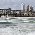 Liberty Bridge # 1 by Joyce  Wasser