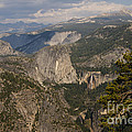 Liberty Cap And The Falls by Bob Phillips