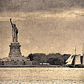 Liberty Enlightening The World by Eric Ferrar