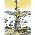 Liberty Enlightening The World  by War Is Hell Store