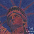 Liberty In Red by Stephen Cheek II