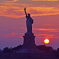 Liberty Lady by Maria isabel Villamonte