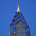 Liberty Place Skyscrapper At Dusk by Panoramic Images