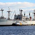 Liberty Ship  by David Lee Thompson