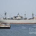 Liberty Ship Ss John W. Brown by Tim Mulina