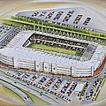 Liberty Stadium - Swansea City by D J Rogers