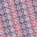 Liberty Stamps Collage by Phil Perkins