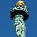 Liberty Torch by Brian Jannsen