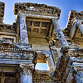 Library Of Celsus by David Smith