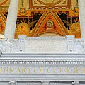 Library Of Congress by Ed Weidman